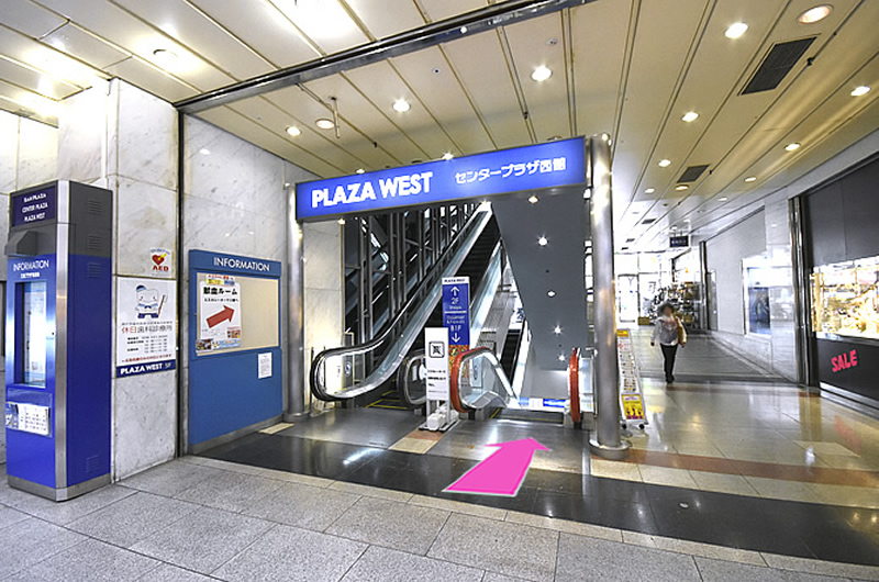 三宮駅よりアクセス12
