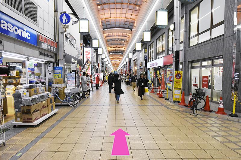 高槻市駅よりアクセス7